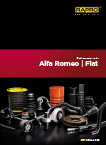 Alfa Romeo-Fiat Catalogue