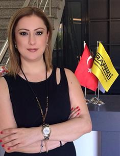 Güler Karadeniz - Rapro Kimya Ýnsan Kaynaklarý Müdürü