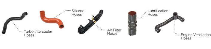 Turbo and Air Filter Hoses